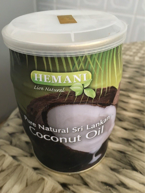 Hemani Coconut Oil Pure & Natural (400ML) - نتاج - fr