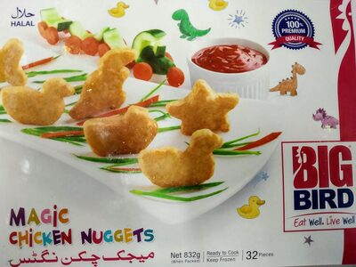 Magic Chicken Nuggers - Product