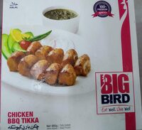 Chicken BBQ Tikka - Product