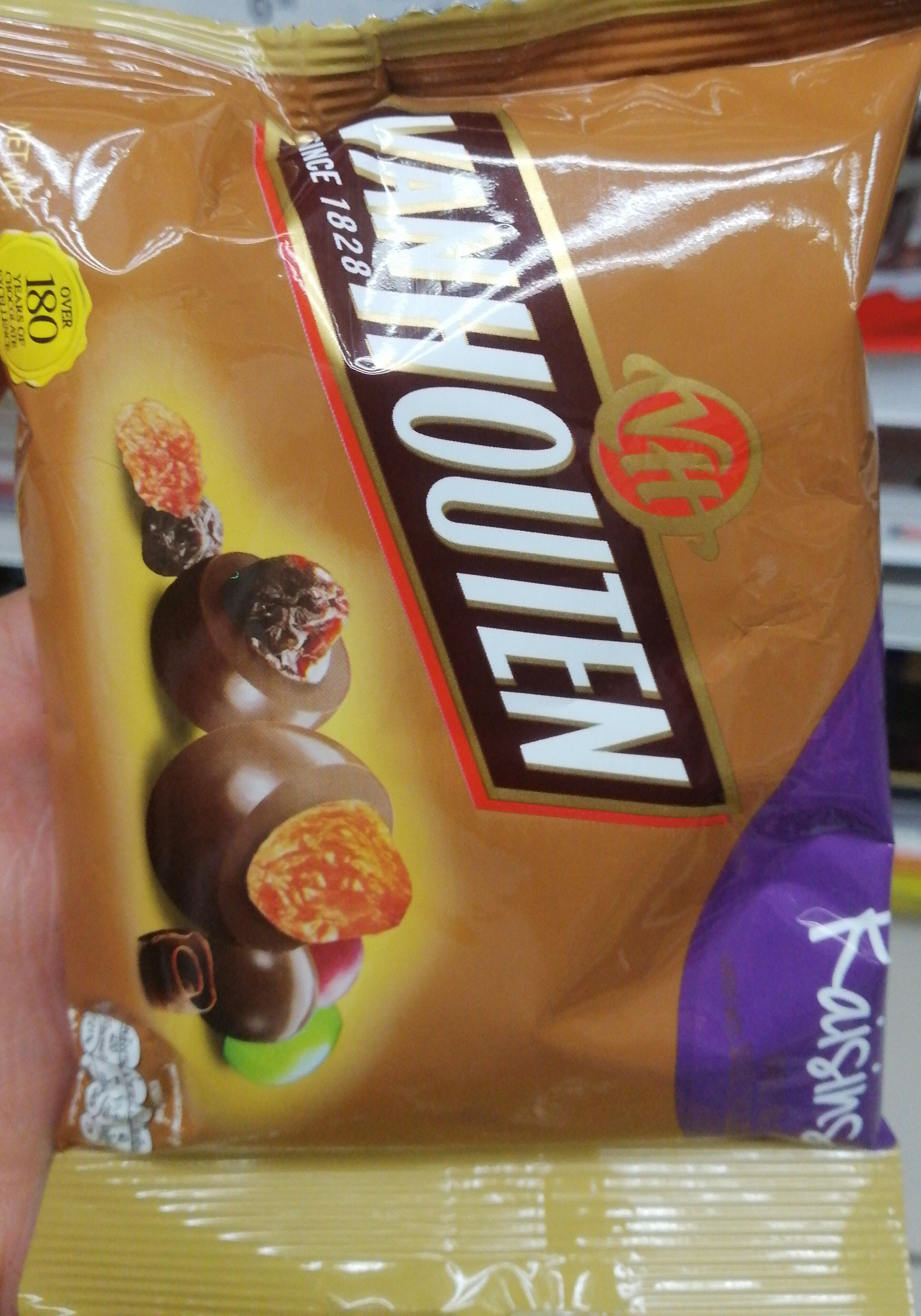 vanhouten raisins - Product
