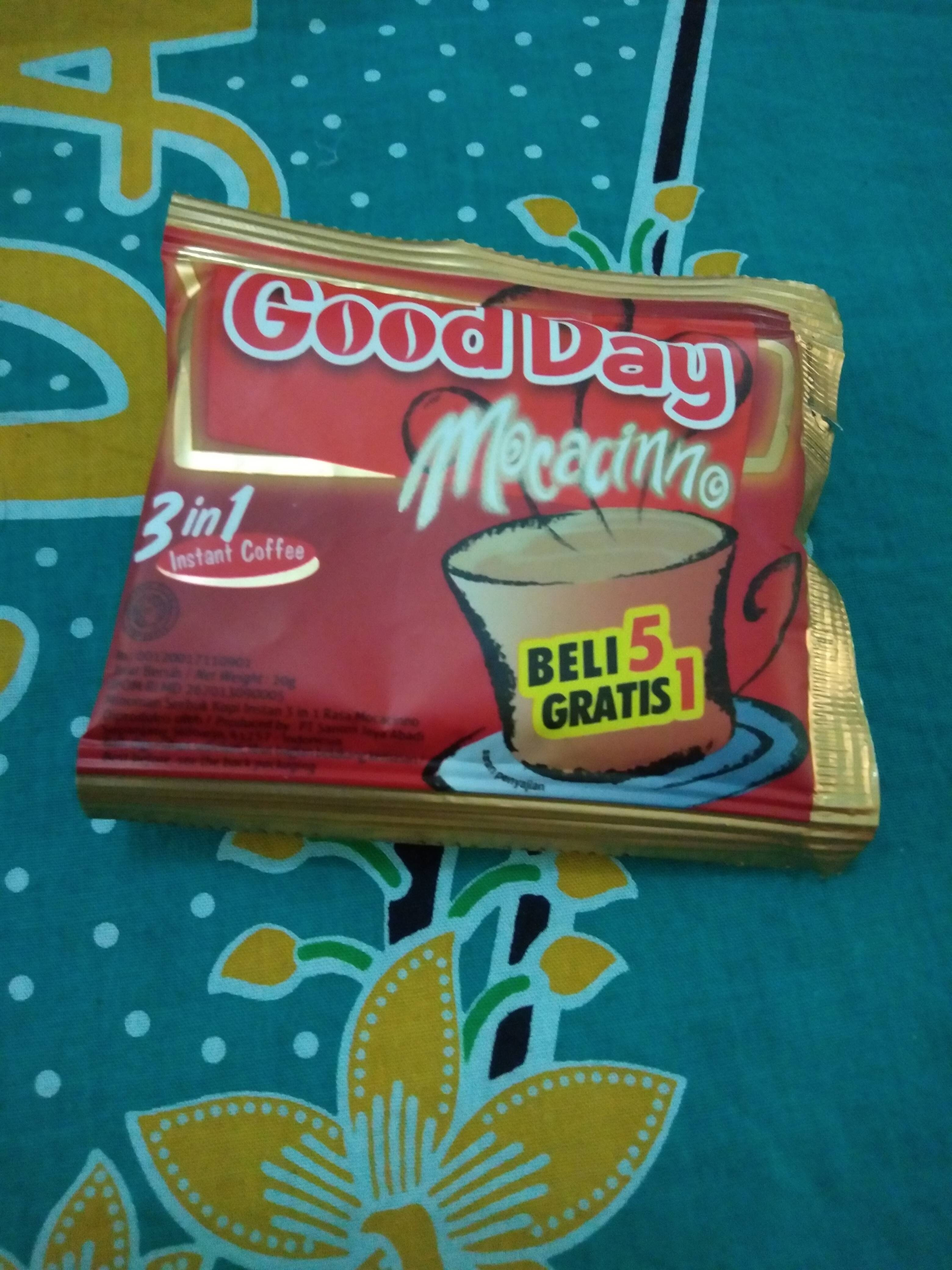 Good Day Mocacinno - Produk - id