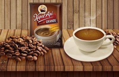 Kapal Api Grande Java Latte - Product