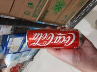 COCA COLA RED 250ML - Produk - id