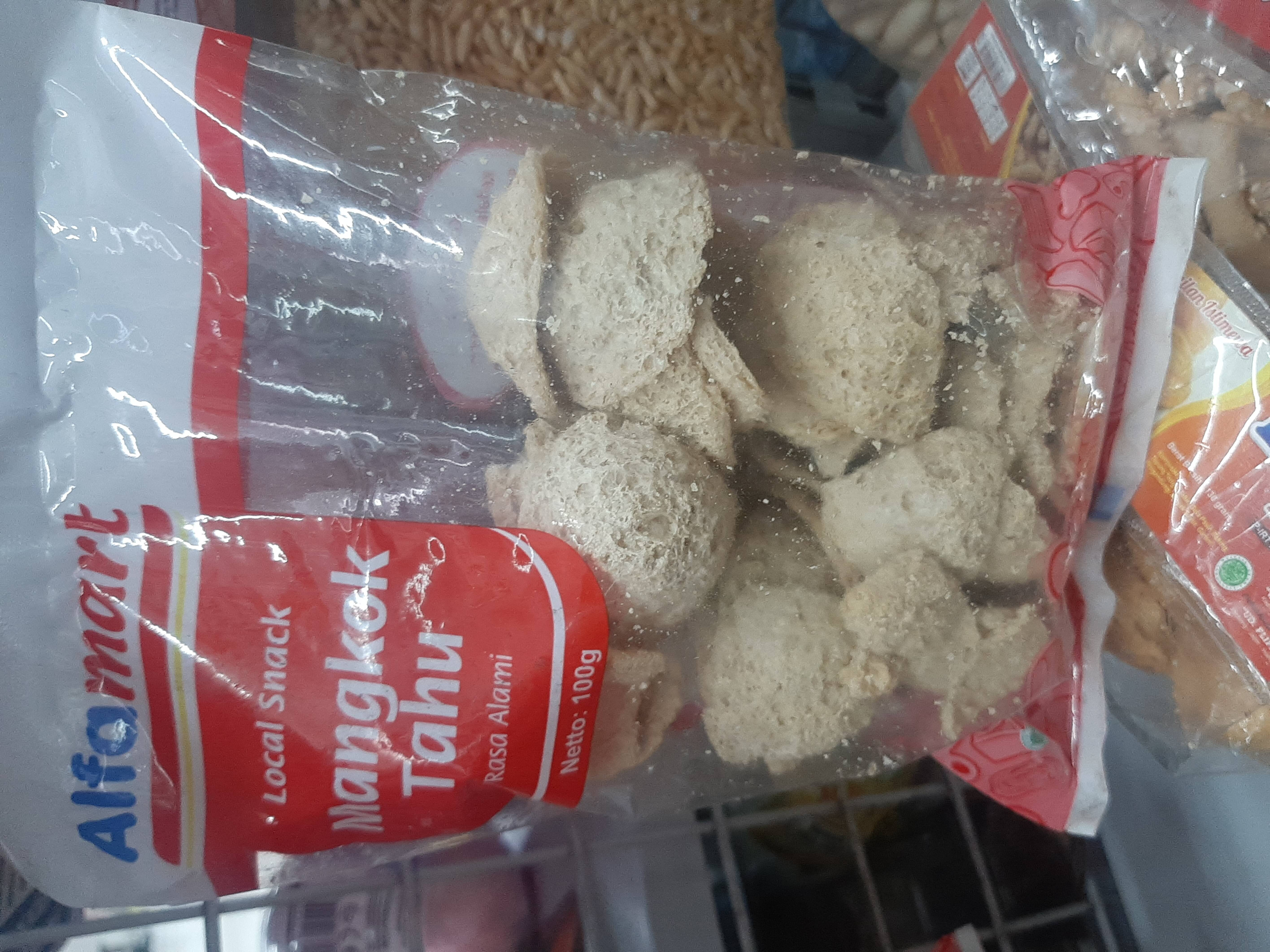 Alfamart Mangkok Tahu - Produk - id