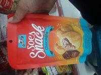 Paroti Soes Chocolate 51Gr - Produk - id