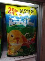 Morning Sun Baby Rabbit 1,2kg - Produk - id