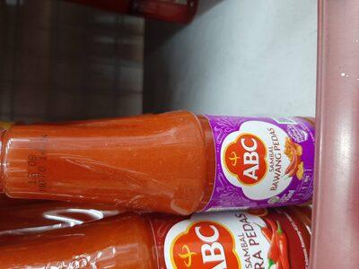 Abc Sbl Bawang Pedas - Produk
