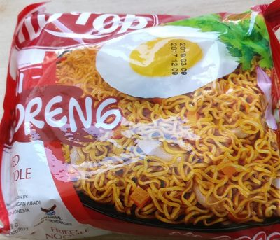 Fried noodle - Produit - en