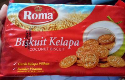 Roma Biskuit Kelapa - Produk - id