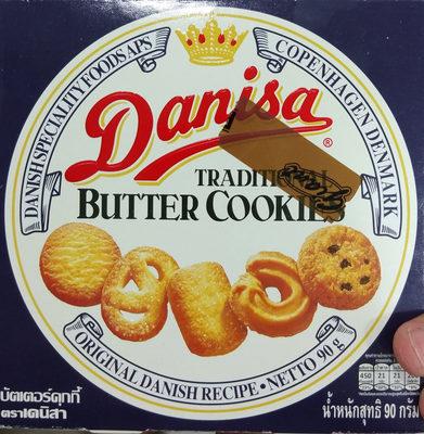 Danisa Butter Cookies - Produit - en