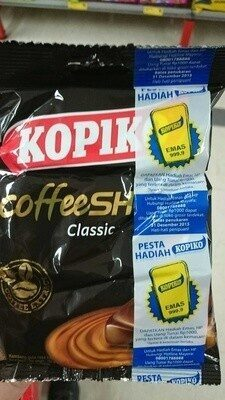 Bonbon Café Kopico 150G Vietnam - Product - en