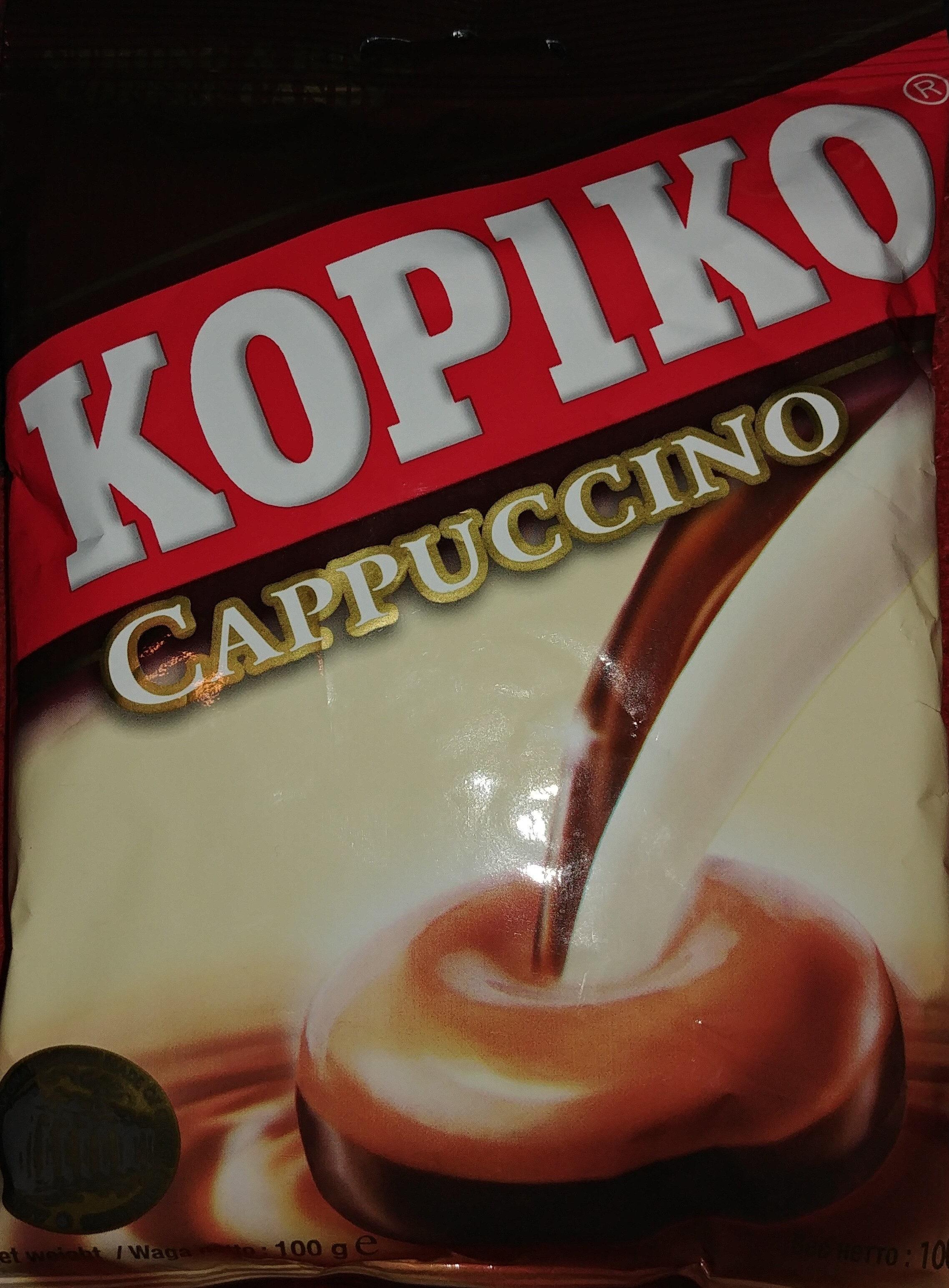 Cukierek kawowy - Produkt - pl