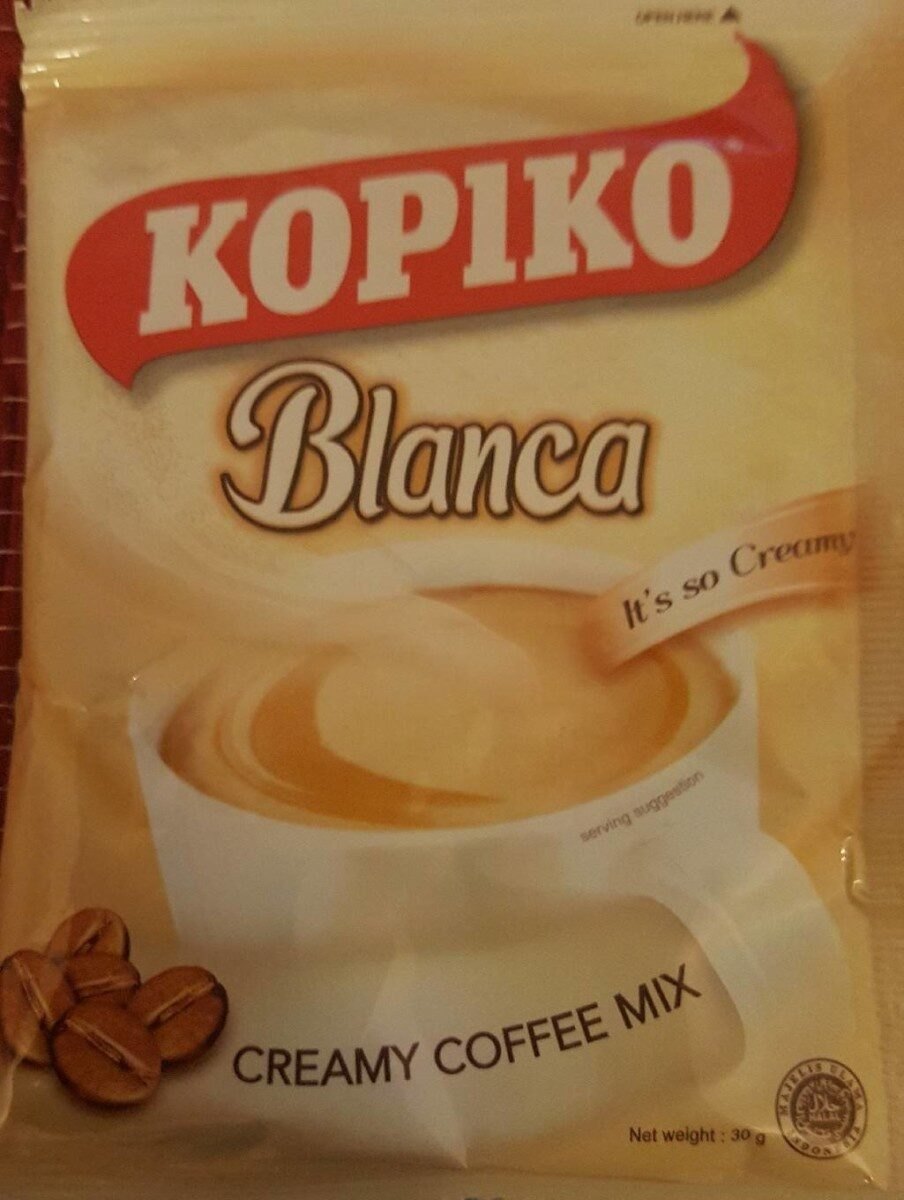 KOPIKO BLANCA - Produit - fr