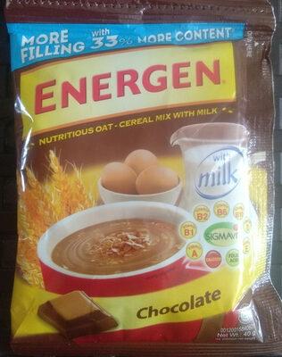 Energen chocolate - Product