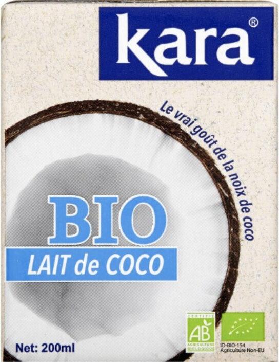 Lait de coco bio - Product - id