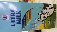ultra milk - Produk