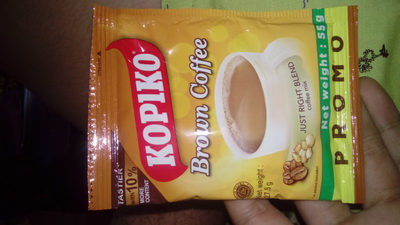 Kopiko Brown Coffee - Product