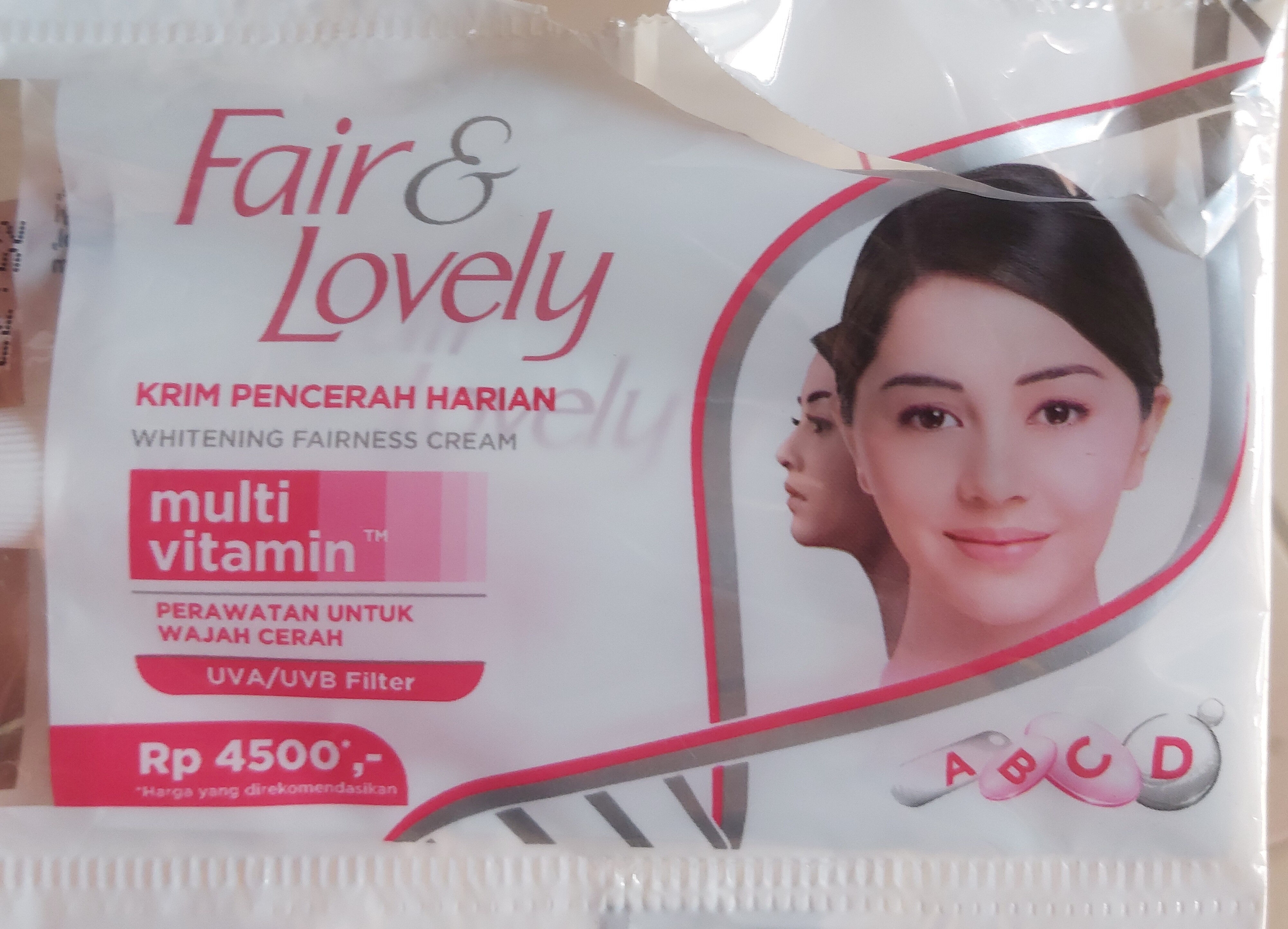 Fair & Lovely - Product - km