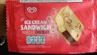 ไอศครีมแซนวิชช็อกโกแลต - Product