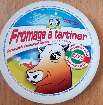 Fromage à tartiner - Ingredients - fr