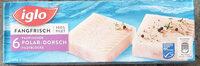 iglo Polardorsch 6 Filetblöcke - Produkt - de