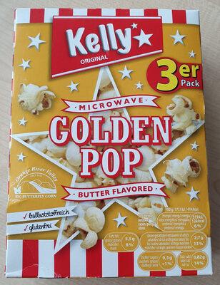 Golden Pop Butter Flavored - Product - de
