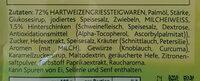 Hüttensnack Schinken Hörnli - Ingredienti - de