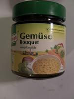 Knorr Gemüse Bouquet rein pflanzlich - Produit