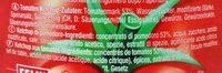Felix Ketchup normal gross - Ingredients - de