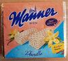 Manner Schnitten Vanille - Product