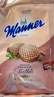 Manner Vienna choco brownie tartlets - Prodotto - fr