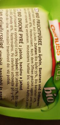 GenussPlus - Ingrediënten