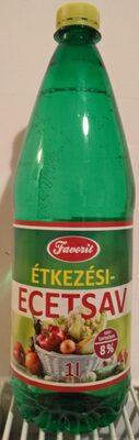 Étkezési Ecetsav - 1