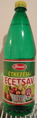 Étkezési Ecetsav - Produit - hu