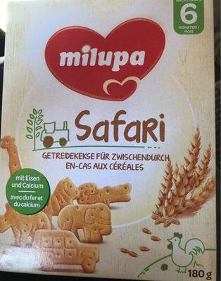 Milupa Safari - Product - fr