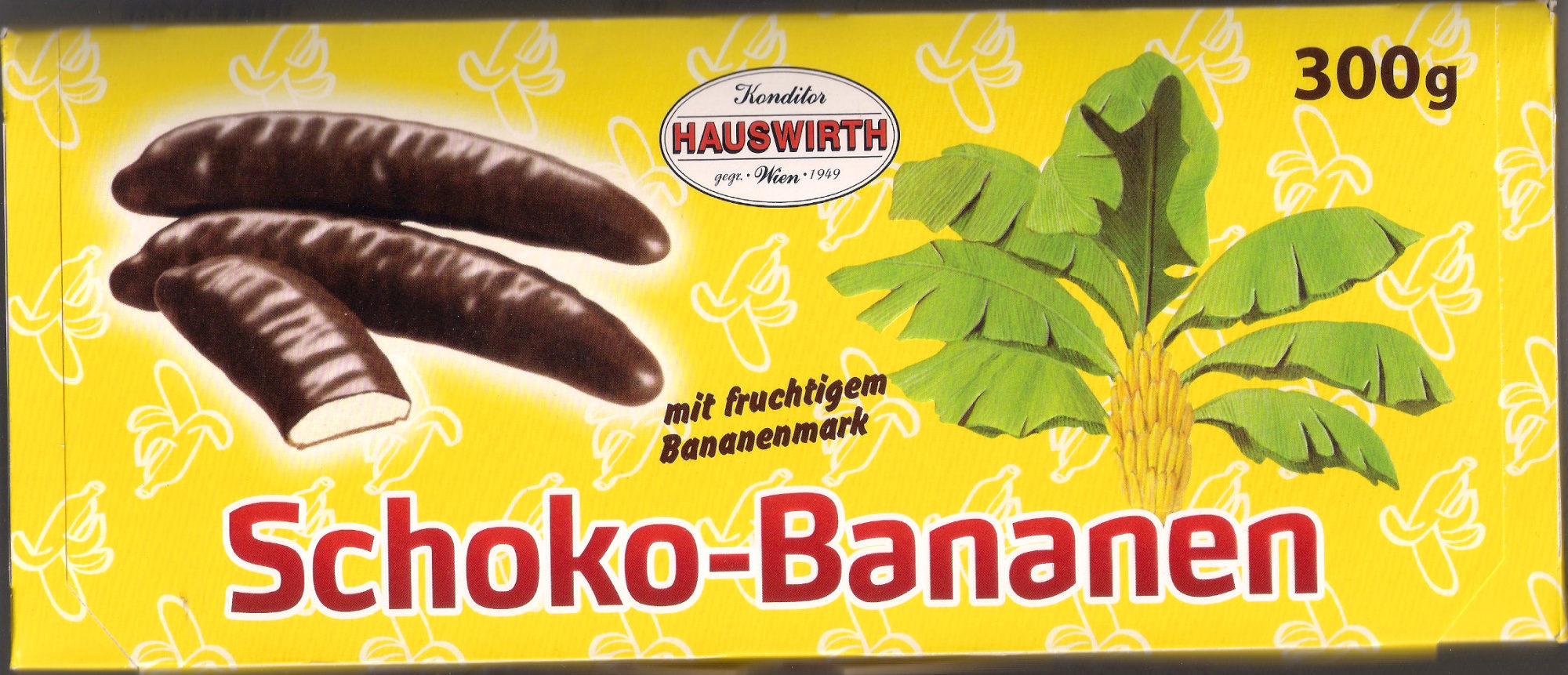 Schoko-Bananen - Produkt - de