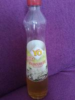 Holunderblüte Blütensirup - Produkt - cs