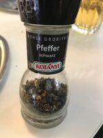 Poivre noir - Produit - fr