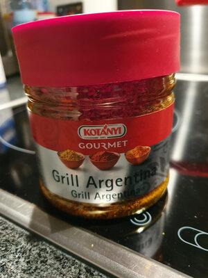Grill Argentina - Produit