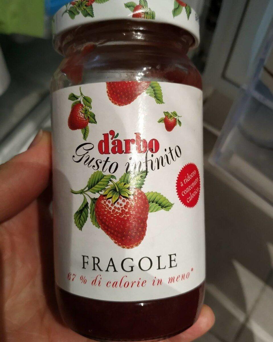 Marmellata d'arbo ipocalorica - Produkt - en