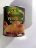 Pfirsiche in Spalten (gezuckert) - Product
