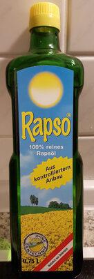 Rapsöl - Product - en