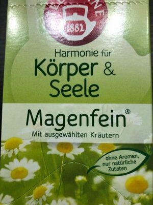 Magenfein Kräuterteemischung - Produit