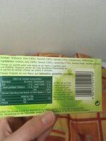 Magenfein Kräuterteemischung - Ingrédients
