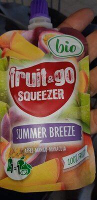 Fruit & go squeezer - Product - fr