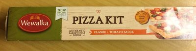 Pizza kit - Produit