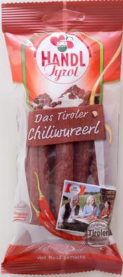 Das Tiroler Chiliwurzel - Produkt