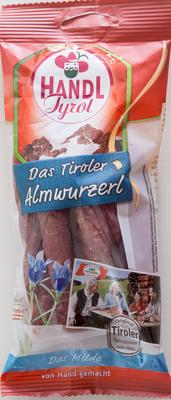 Das Tiroler Almwurzel - Produkt