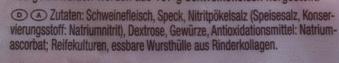 Das Tiroler Almwurzel - Inhaltsstoffe