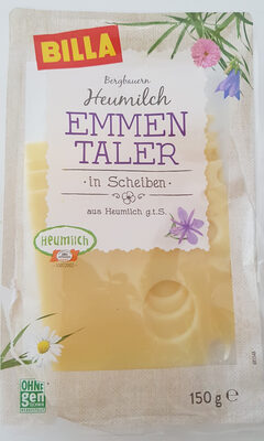 Heumilch Emmentaler - Product